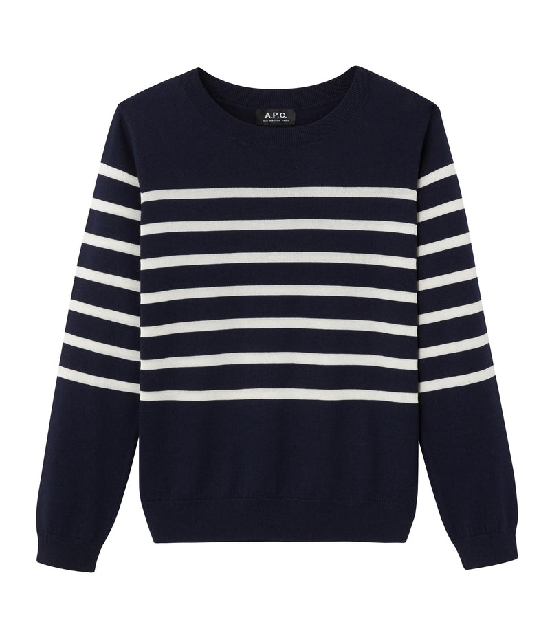 This is the Cordelia sweater product item. Style IAK-1 is shown.