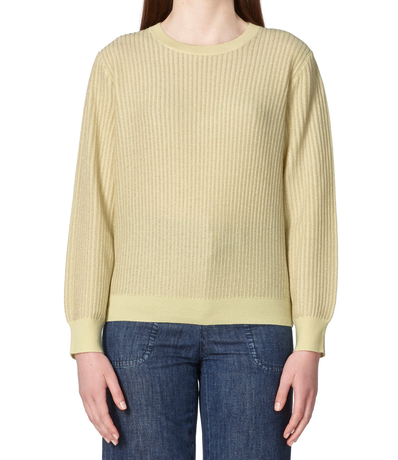 This is the Evelyn sweater product item. Style DAB-2 is shown.