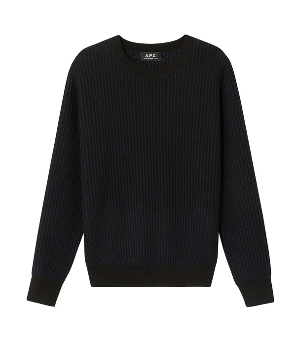 Evelyn sweater - LZZ - Black