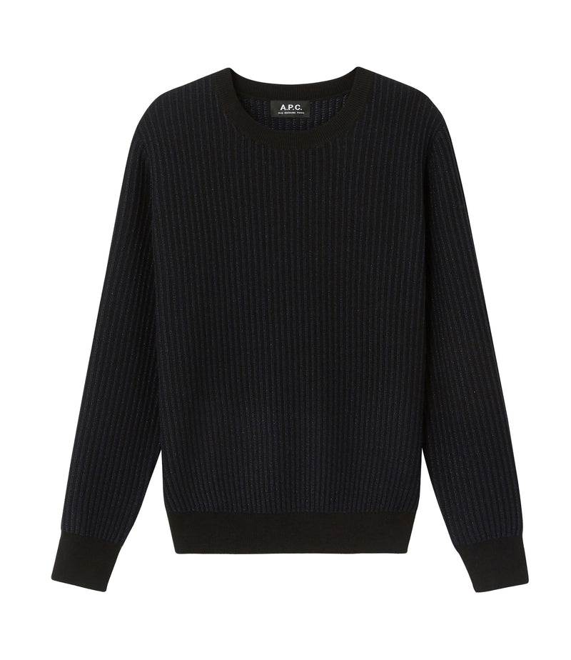 This is the Evelyn sweater product item. Style LZZ-1 is shown.