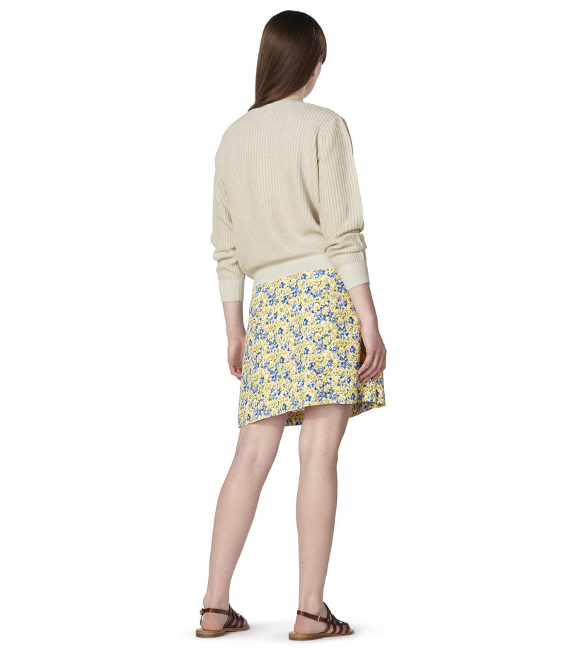 This is the Evelyn sweater product item. Style PAA-3 is shown.