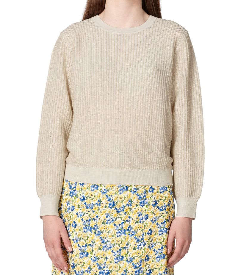 This is the Evelyn sweater product item. Style PAA-2 is shown.