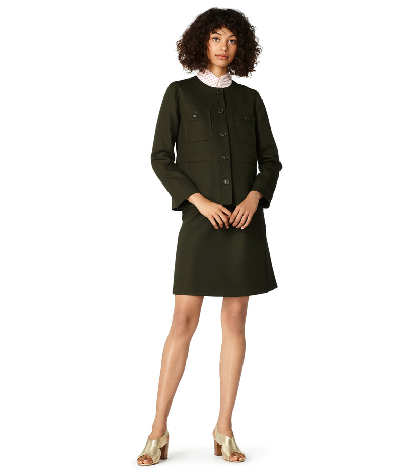 This is the Mathilde jacket product item. Style JAC-2 is shown.