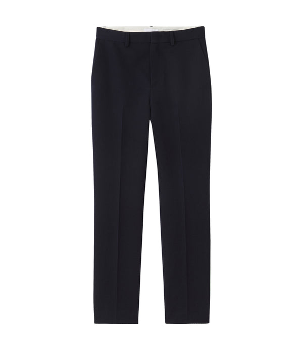 Renee pants - IAK - Dark navy blue