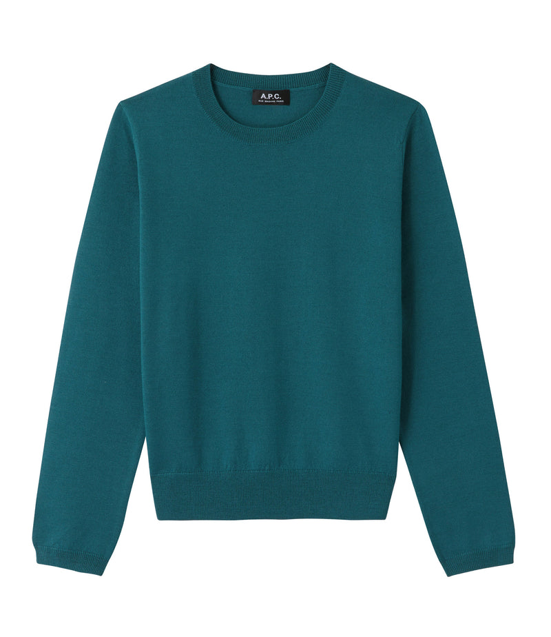 This is the Savannah sweater product item. Style KAE-1 is shown.