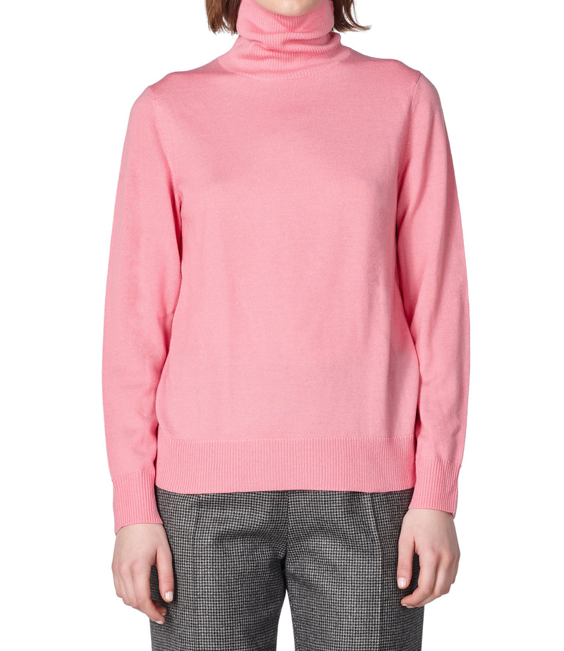This is the Sandra sweater product item. Style FAA-3 is shown.