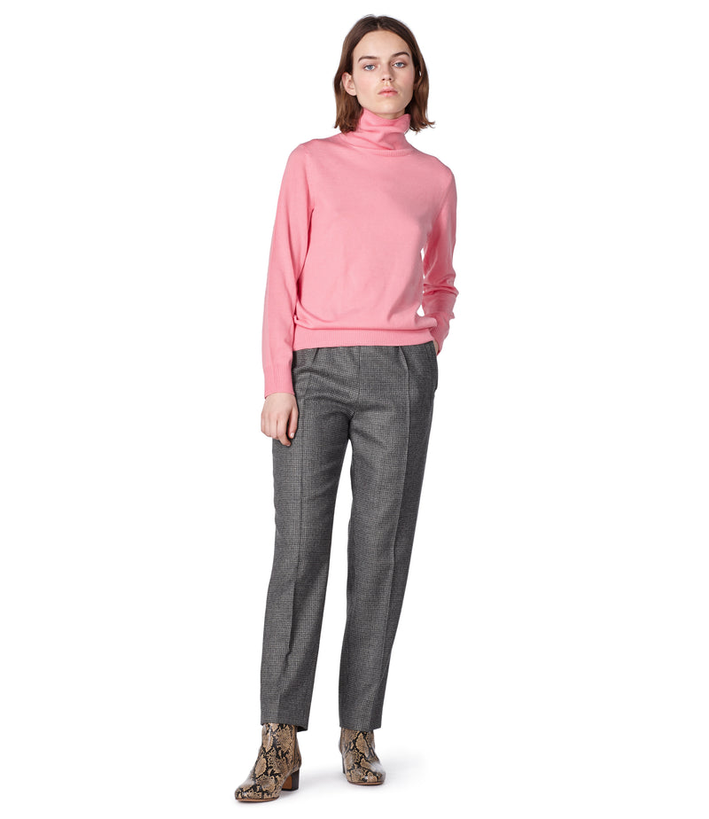 This is the Sandra sweater product item. Style FAA-4 is shown.