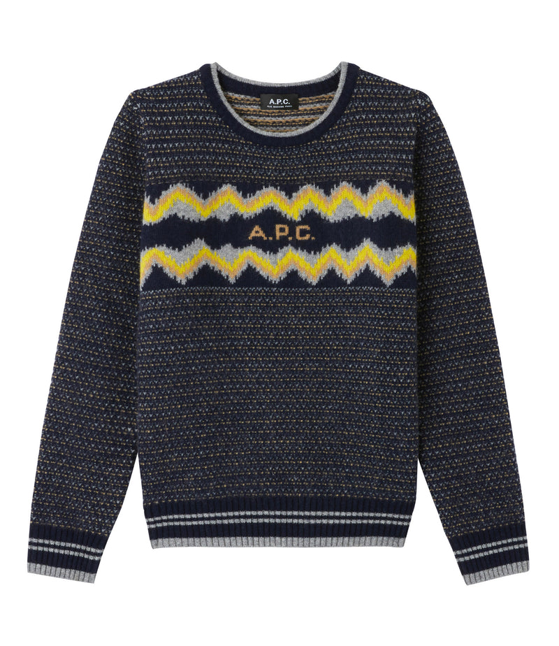 This is the Adele sweater product item. Style IAK-1 is shown.