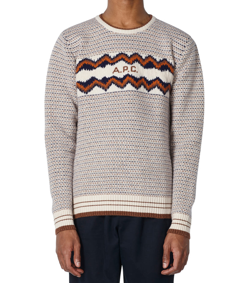 This is the Ben sweater product item. Style AAD-2 is shown.