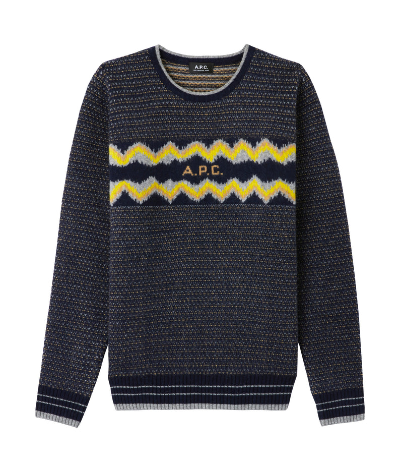 This is the Ben sweater product item. Style IAK-1 is shown.