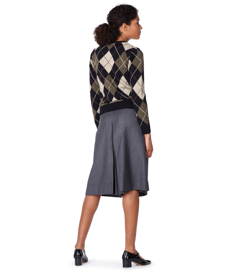 This is the Hélène sweater product item. Style IAK-3 is shown.