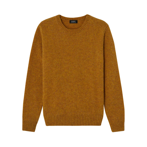André sweater - PDA - Heather ochre
