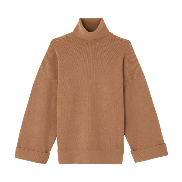 New Big sweater - CAB - Camel