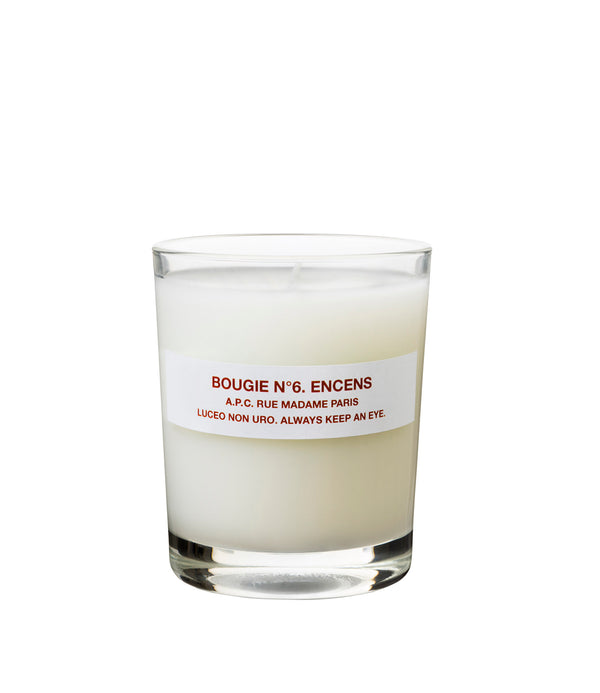 Scented candle - VAG - Encens