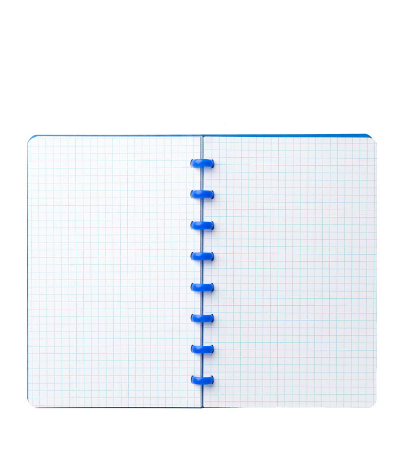 This is the Large notebook - ATOMA product item. Style IAA-3 is shown.