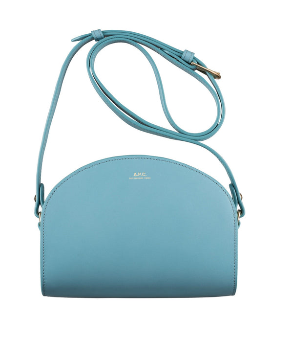 Demi-lune bag - IAA - Blue