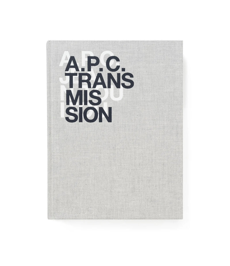 This is the Transmission book product item. Style AAA-1 is shown.