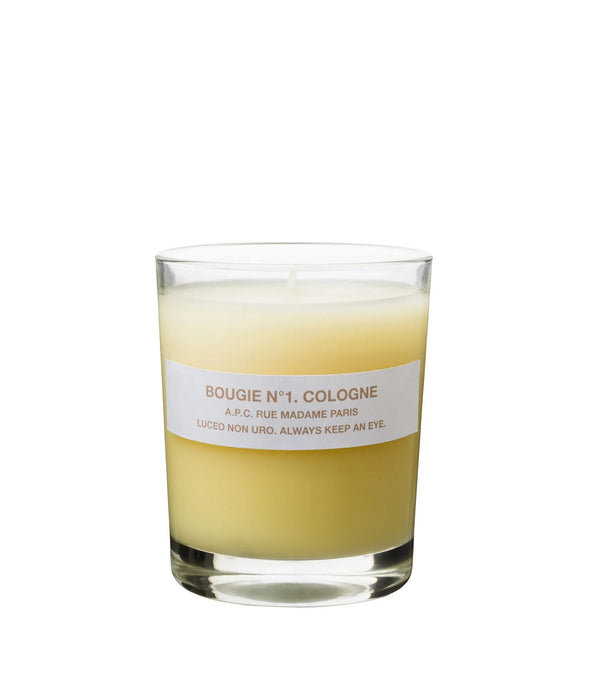 Scented candle - VAA - Cologne