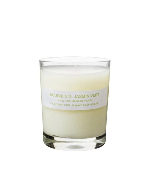 Scented candle - VAB - Jasmin