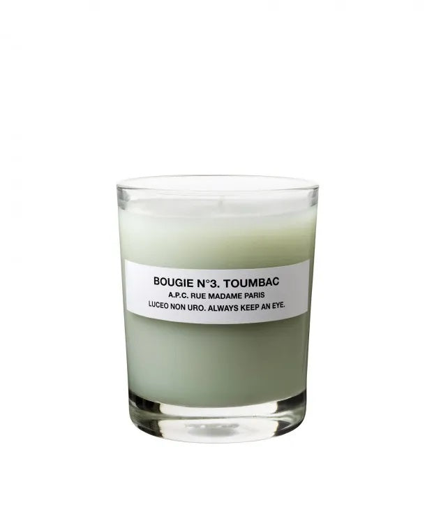 This is the Scented candle product item. Style VAC-1 is shown.