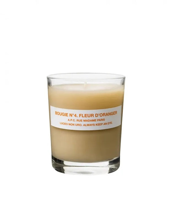 Scented candle - VAD - Oranger