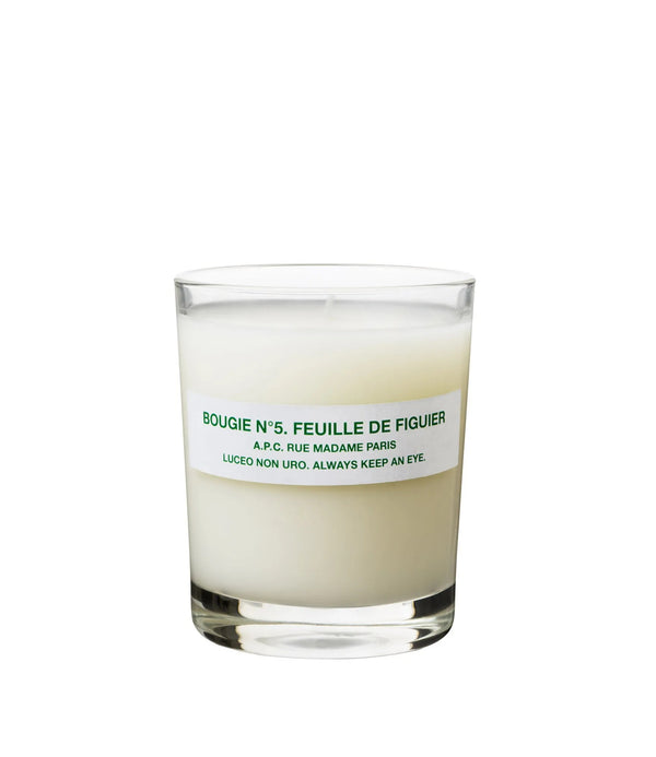 Scented candle - VAE - Figue