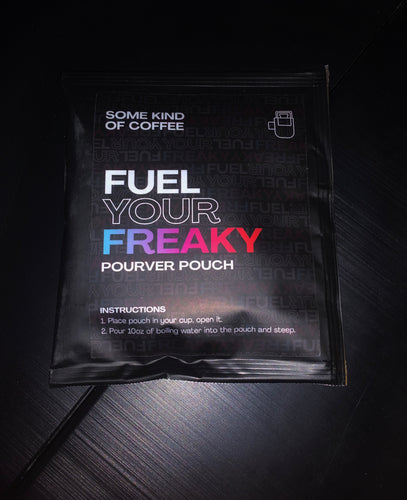 Fuel Your Freaky Single Serve Pourver Pouch (5ct.)