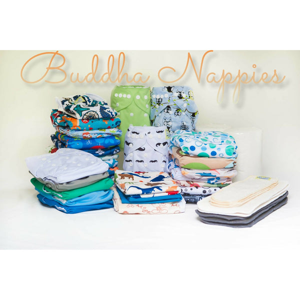 15% Off - Deluxe Full Time Nappy Pack