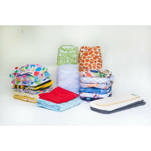 Deluxe Part Time Nappy Pack - LIMITED STOCKS -