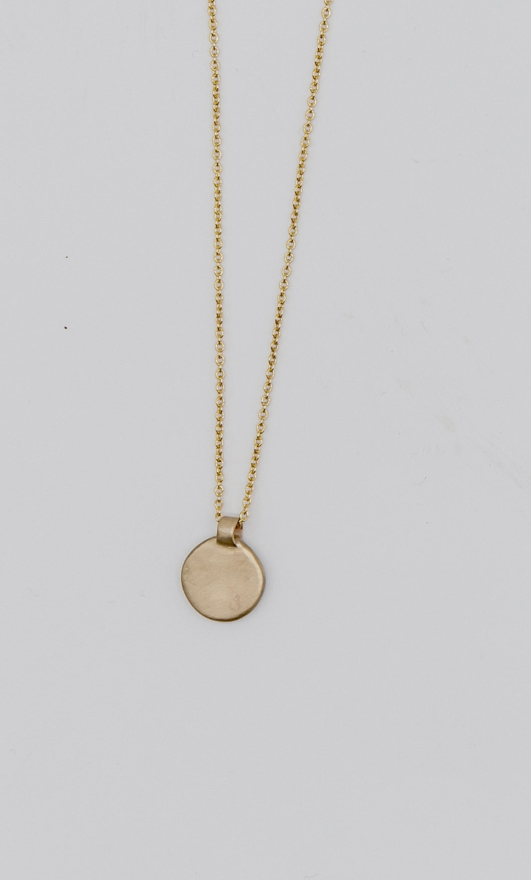 Celebration  Necklace 9K Gold - 10mm
