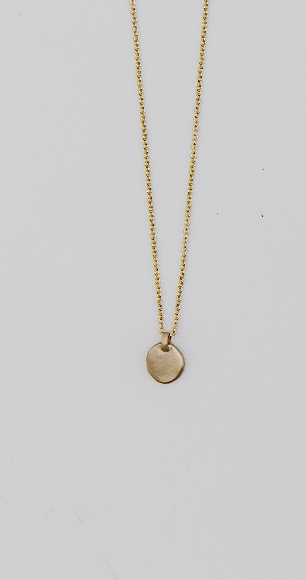Celebration  Necklace 9K Gold - 7mm