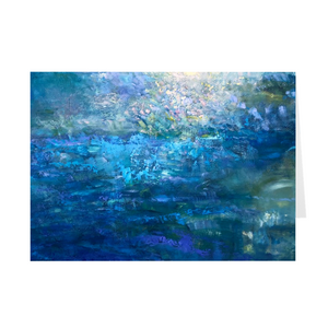 Morning Has Broken | Folded Fine Art Card | Pack of 10
