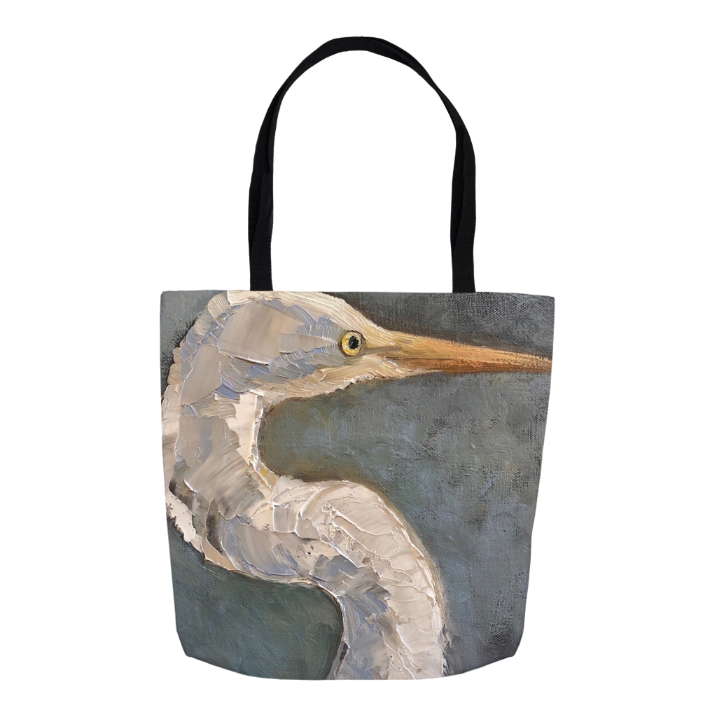 Great Egret | Tote Bag