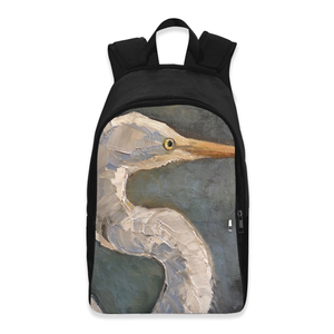 Great Egret | Backpack