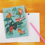 Carnets de notes Lili Graffiti | Oiseaux