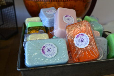 All Natural Artisan Soap
