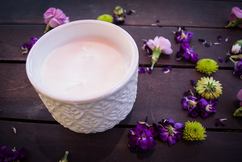 Bali Sunrise Hand Poured Soy Candle