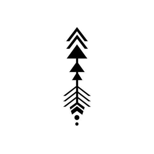 Black Hawk - MINIMALIST-TATTOO