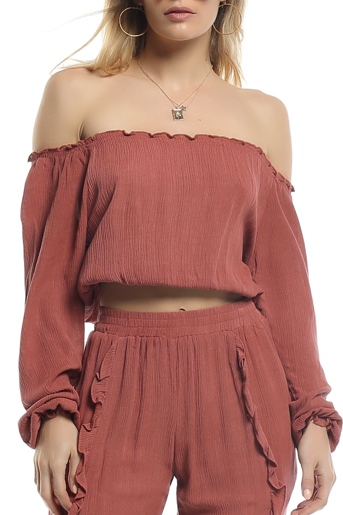 CRAZY LOVE TOP - NEW NEW