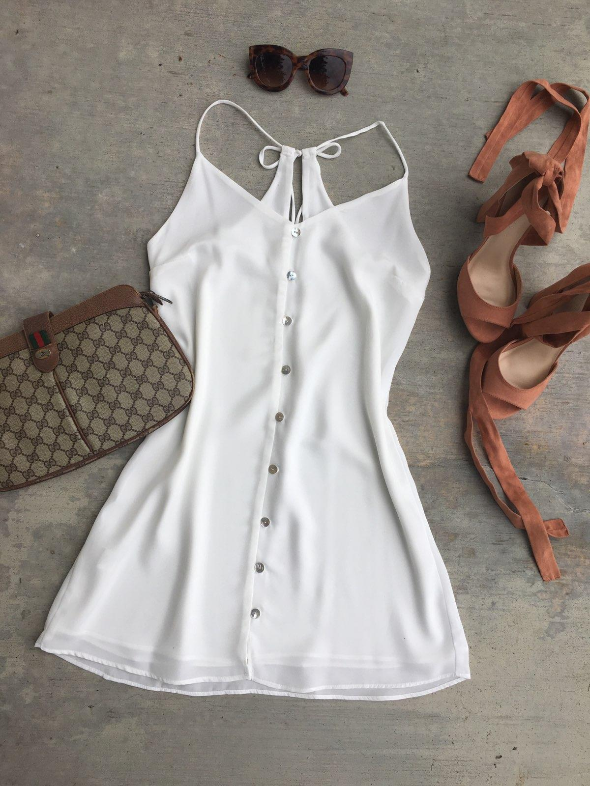 DOUBLE DATE DRESS - NEW NEW