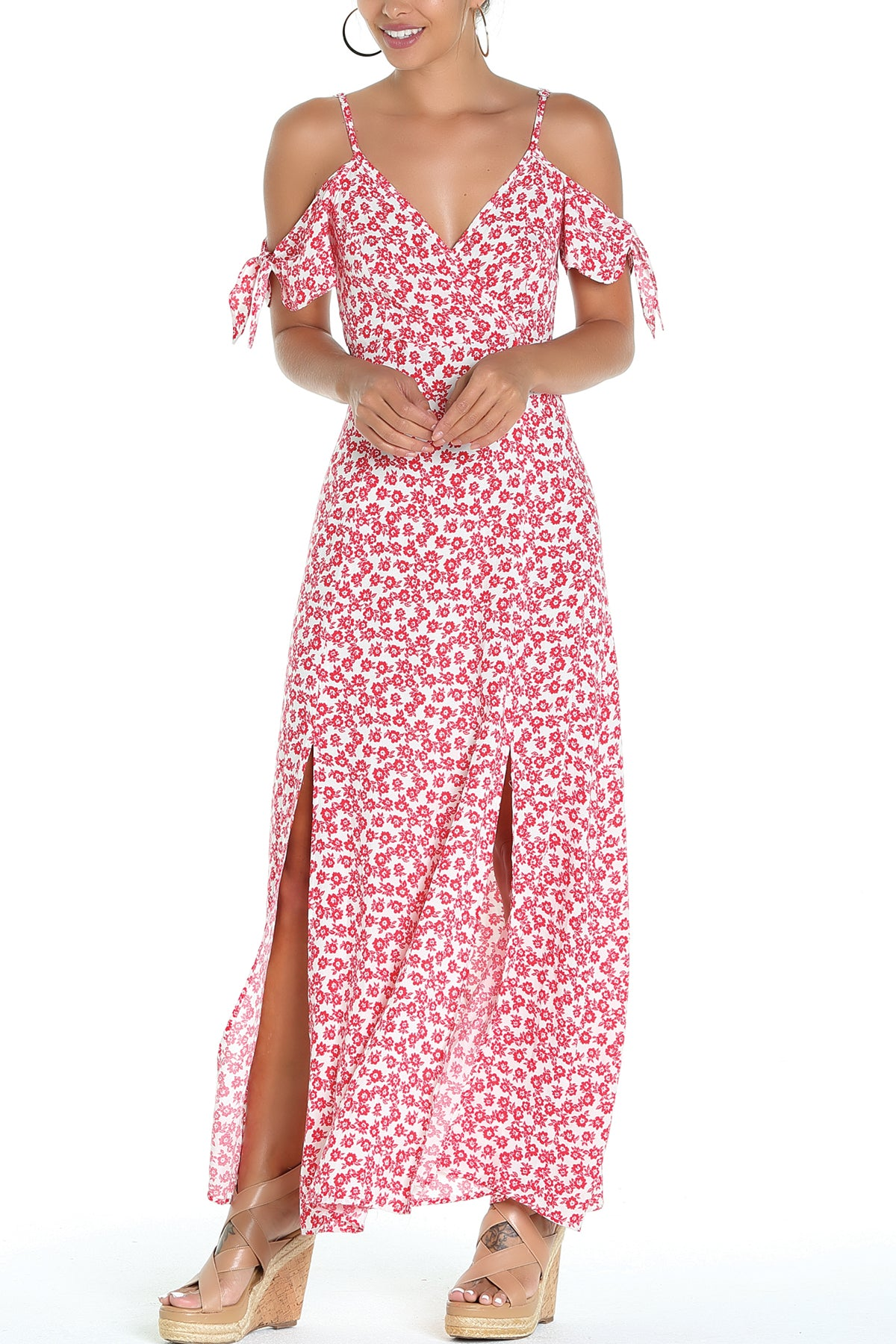 LAYLA MAXI DRESS - NEW NEW
