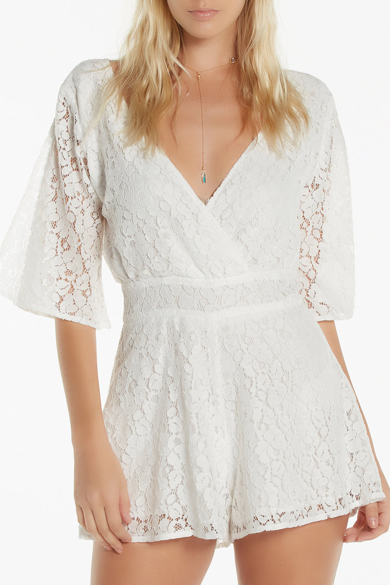 LACE NEW YOU ROMPER