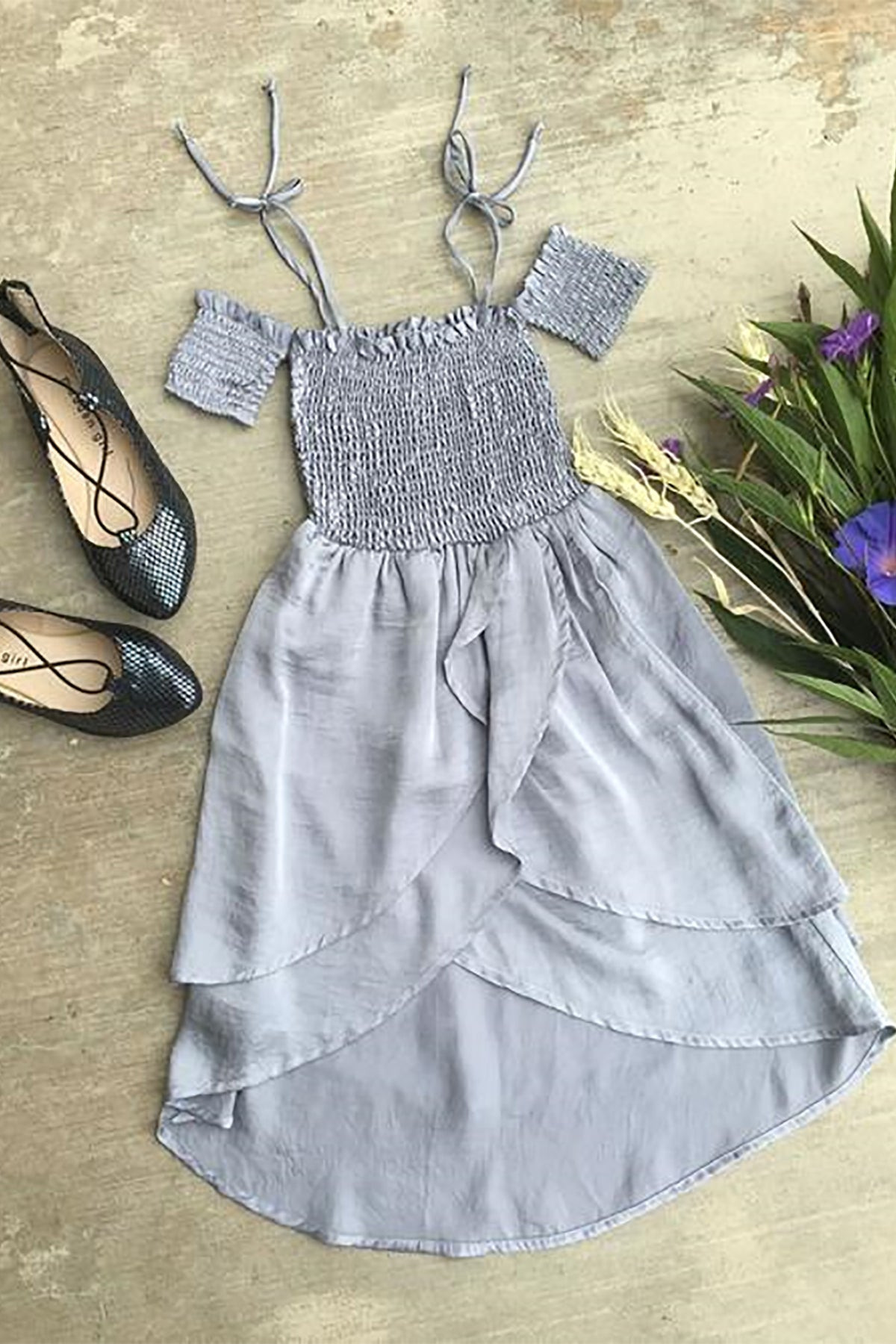 KID'S PORTRAIT DRESS