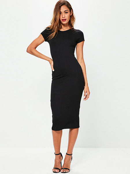 Big Shot Bodycon Pencil Dress