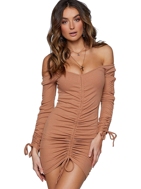 Medallion Mini Dress