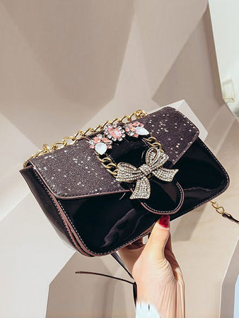 Butter Bow Clutch