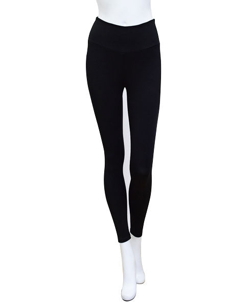 Back Ribboned Yoga Leggings