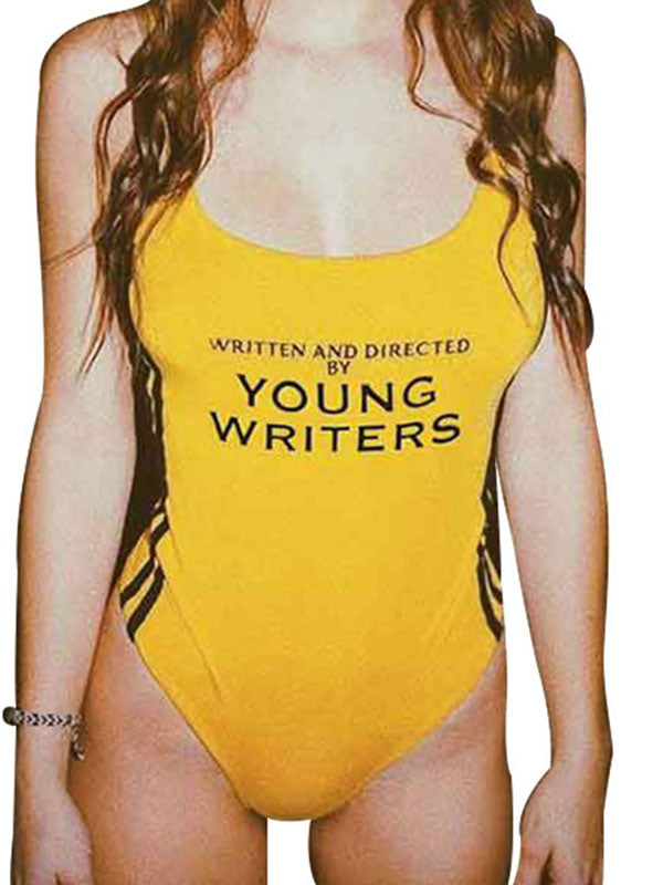 Young Writers Bodysuit