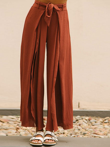 Ruby Woo Wide Legs Pants