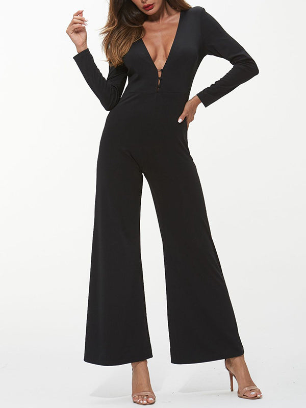 Black Must Jumpsuit